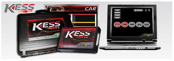 Protune kess display